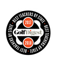 Golf Digest Best Teachers by State 2017-2018