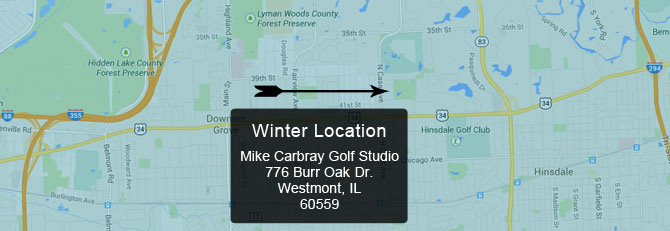 Mike Carbray Golf Studio
